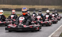 15 or 30 Minutes Pro Karting Experience at Three Sisters Race Circuit (Up to 38% Off)