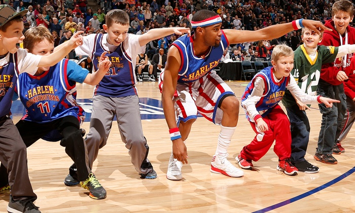 Harlem Globetrotters - Westchester County Center: Harlem Globetrotters Game (February 6 and 7 at 7 p.m.)