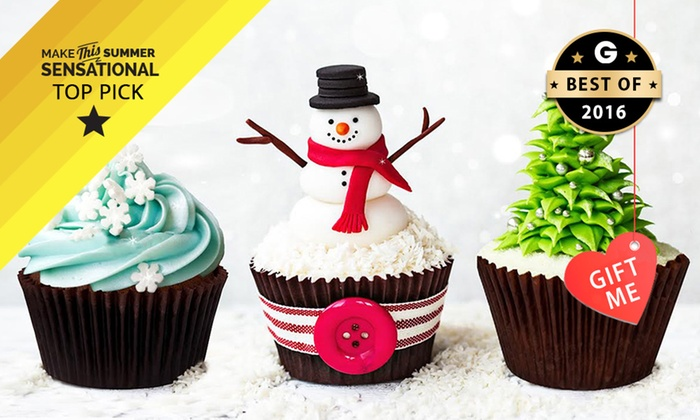 The Classic Cupcake Co. - The Classic Cupcake Co.: Cupcake Masterclass for One ($59) or Two People ($115) with The Classic Cupcake Co., Mosman (Up to $300 Value)