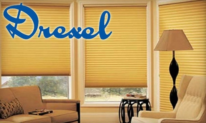 Drexel Incorporated - Milwaukee: $45 for $111 Worth of Custom Hunter Douglas Window Coverings at Drexel Incorporated in Brookfield