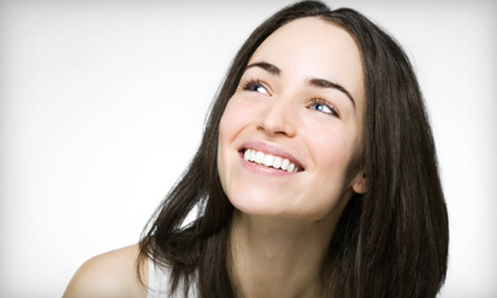 My BleachBright Smiles - Moorestown: $89 for a One-Hour Max Booster Plan Teeth-Whitening Treatment at My BleachBright Smiles in Moorestown ($250 Value)