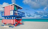 Miami : 1 à 7 nuits avec petit déjeuner au Red South Beach Hotel 4* pour 2 personnes