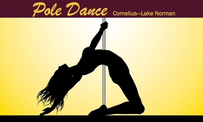Pole Dance Cornelius - Cornelius: $29 for Two Pole Fitness Classes and One Lap-Tease Class at Pole Dance Cornelius ($75 Value)