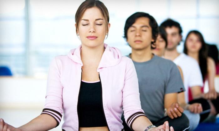 The Sanctuary for Yoga - Leisuretowne: 10 Yoga Classes at The Sanctuary for Yoga in Medford, New Jersey (a $150 Value)