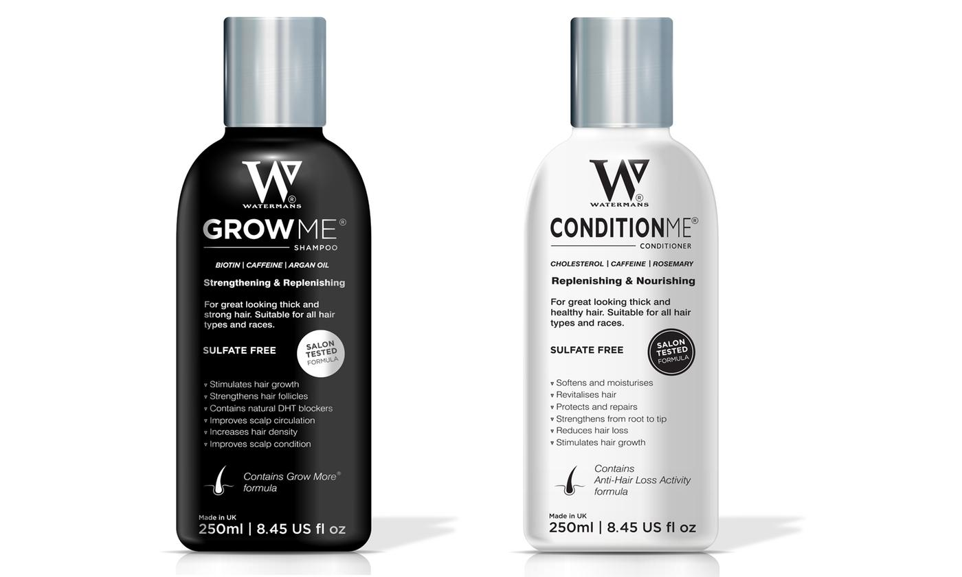 watermans hair growth products