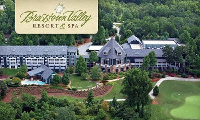 Brasstown Valley Resort & Spa - Young Harris: $169 for a One-Night Stay, Breakfast for Two, and Two Resort Activities at the Brasstown Valley Resort & Spa in Young Harris