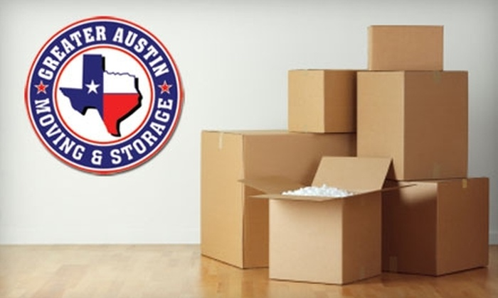 Greater Austin Moving & Storage - Multiple Locations: Moving Services from Greater Austin Moving & Storage. Choose from Two Options.