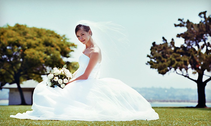 Groupon wedding dress cleaning and boxing
