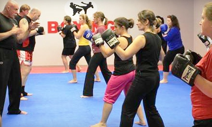 Total Boxing - Rivermont: $39 for One Month of Unlimited Muay Thai Classes and Circuit Training at Total Boxing in Alpharetta ($100 Value)