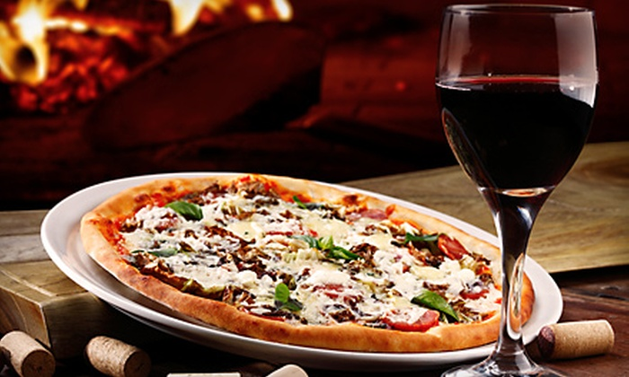 Extreme Pizza - Los Angeles: Gourmet Pizza Meal for Two or Four at Extreme Pizza in Redondo Beach
