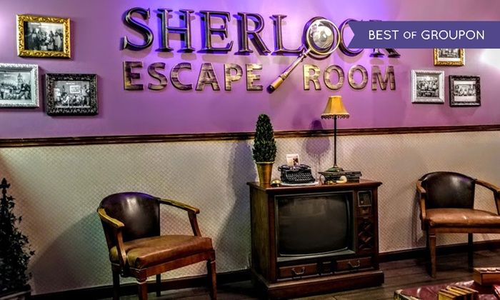 Sherlock escape room up to 59 off deerfield beach fl for Livingsocial x room