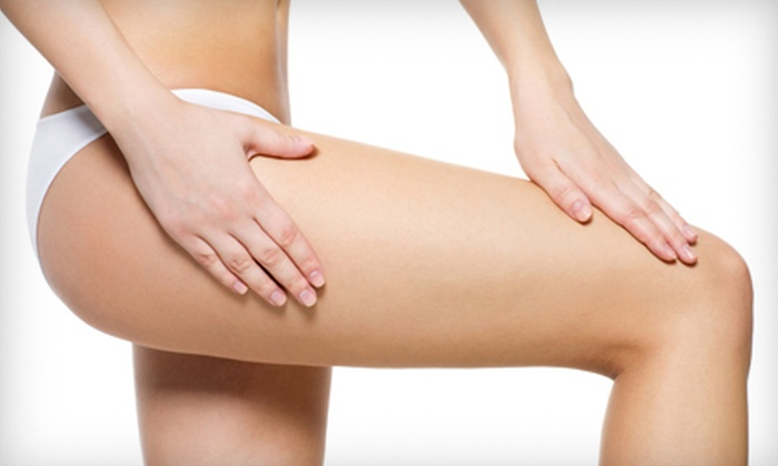 No Tan Lines - Winding Trails: $29 for a Formostar Infrared Body Wrap at No Tan Lines in Streamwood ($99 Value)