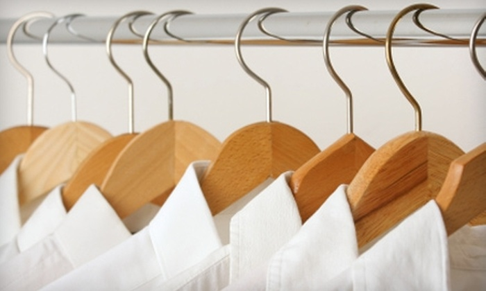 Don's Claytons DCI Fine DryCleaning - Multiple Locations: $10 for $20 Worth of Dry Cleaning at Don's Claytons DCI Fine DryCleaning