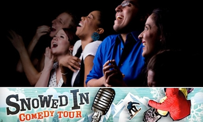 Snowed In Comedy Tour - Mission: $17 for Admission to the Snowed In Comedy Tour in Mission ($35 Value)