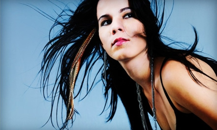 Rachel Weigman's Hair Studio - Lincoln: Feather Hair Extensions or Other Hair and Waxing Services at Rachel Weigman's Hair Studio