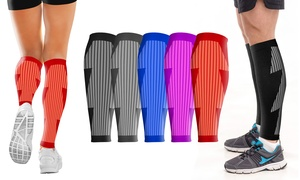 DCF Energizing Calf Compression Sleeves (1-Pair)