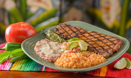 $9 for $15 Worth of Food and Drink at Don Zapata's Mexican Grill