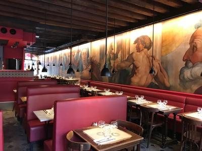 Déjeuner en 2 services ou dîner raffiné en 3 services pour 2 convives dès 34 € au restaurant Fiston Bouchon Lyonnais