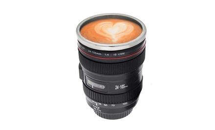 Caniam Camera Lens Mug