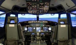 Assosim di Cattaneo: Corso ed esperienza di volo con simulatore con Asso Sim (sconto fino a 75%)