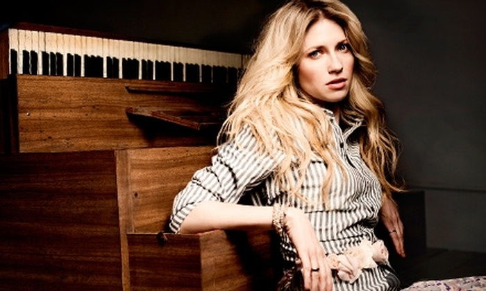 Brooke White at the Tahitian Noni International Amphitheatre  - River Bottoms: Two Tickets to See Brooke White at the Tahitian Noni International Amphitheatre in Provo on June 24 at 7 p.m. (Up to $20 Value)
