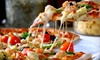Panago Pizza - National - Multiple Locations: $10 for $25 Worth of Pizza and More from Panago Pizza. Choose from Nine Locations.