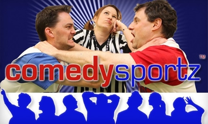 ComedySportz San Antonio - Northwest Side: $5 for One Ticket ($10 Value) or $20 for Five Tickets ($50 Value) to Improv Show at ComedySportz San Antonio