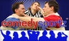 ComedySportz - Austin - Northwest Side: $5 for One Ticket ($10 Value) or $20 for Five Tickets ($50 Value) to Improv Show at ComedySportz San Antonio