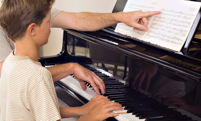 Sebastrian's School of Music and Fine Arts - Sebastrian's School of Music and Fine Arts: One or Two Months of Piano Lessons at Sebastrian's School of Music and Fine Arts (Up to 60% Off)