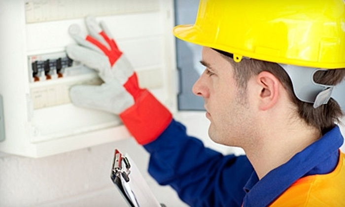 Woodford Electric - Seattle: $50 for an Electrical Safety Inspection or $80 for Electrical Maintenance and Repair from Woodford Electric ($175 Value)