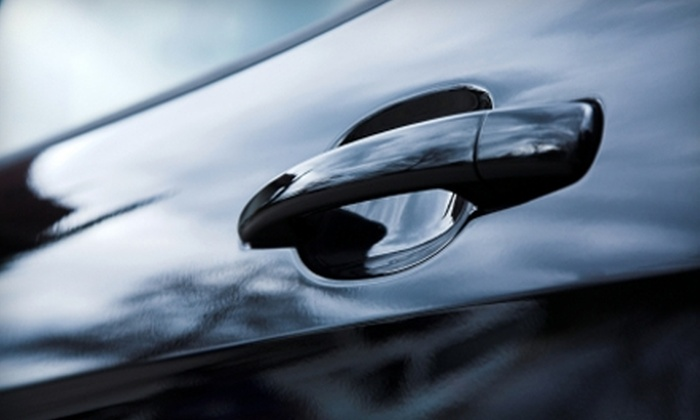 Certified Detailers - Kenwood: $30 for an Express Detail for Cars or Motorcycles ($60 Value) or $35 for Trucks or SUVs ($70 Value) from Certified Detailers