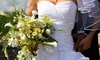 64% Off Wedding Dress Alterations or Dry Cleaning Services