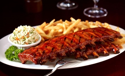 Baton Rouge: $40 Groupon for Dinner Fare - Baton Rouge in Calgary
