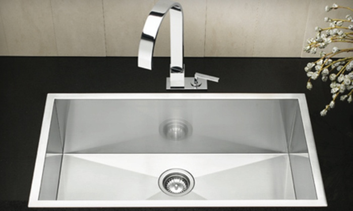 Designer Bath and Salem Plumbing Supply - Beverly: $100 for $200 Worth of Kitchen and Bathroom Fixtures at Designer Bath and Salem Plumbing Supply in Beverly