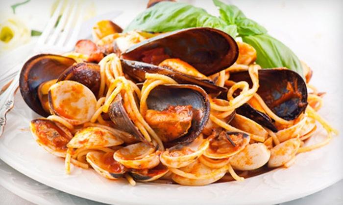 DiVino Restaurant - The Oaks at Broad River Landing: $20 for $40 Worth of Italian Cuisine at DiVino Restaurant in Hilton Head Island