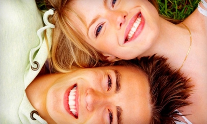 WhiteScience - Lawrence: $90 for Express Teeth Whitening at WhiteScience Greater Kansas City ($200 Value)