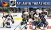 Atlanta Thrashers  - Atlanta: Half Off Tickets to See the Atlanta Thrashers