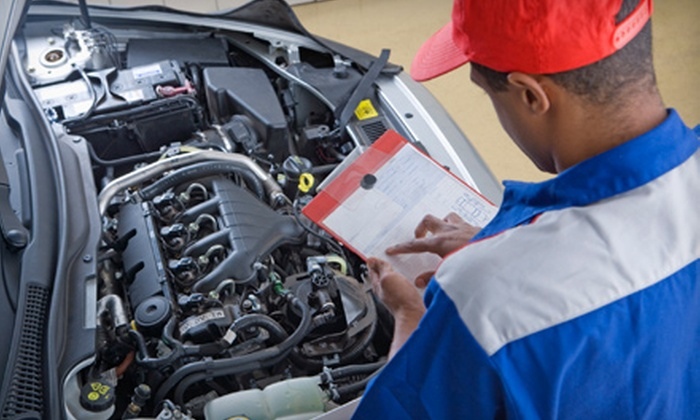 VA State Inspections and Emissions Tests - Manassas: $21 for a Vehicle Inspection and an Emissions Test at Inspections VA-MD ($44 Value)