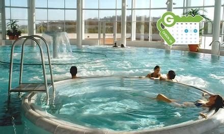 Aquitania: habitación doble con salón, desayuno y acceso opcional al spa para 2 en el Best Western Hotel Sourceo