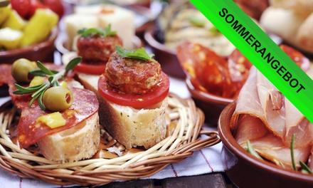 Spanisches Menü mit Tapas, Hauptspeise und Dessert für 2, 4 oder 6 Personen bei Altstadt Taberna (bis zu 57% sparen*)