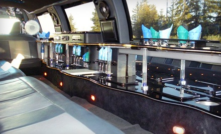 Executive Limo: 8-Hour Wine-Mixer Tour Package for Up to 8 People - Executive Limos in