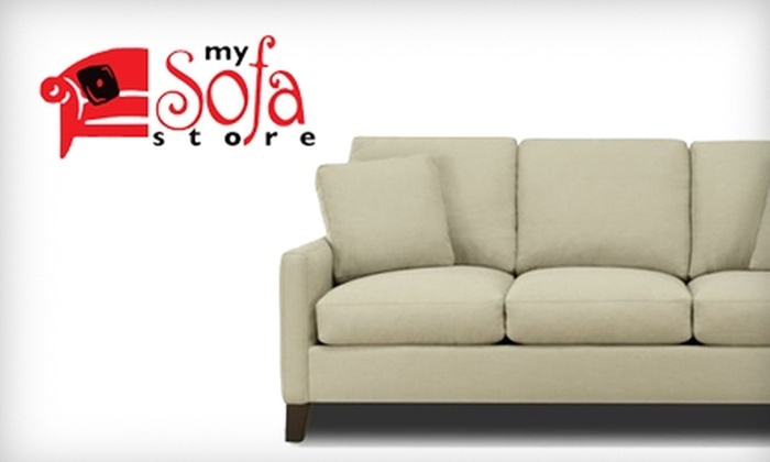My Sofa Store - Covington: $50 for $200 Worth of Home Furnishings at My Sofa Store