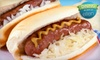 Spritzenhaus - Greenpoint: Up to 63% Off German-Inspired Brat Meal for Two or Four at Spritzenhaus in Brooklyn