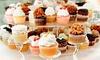Boite de 30 ou 60 mini-cupcakes