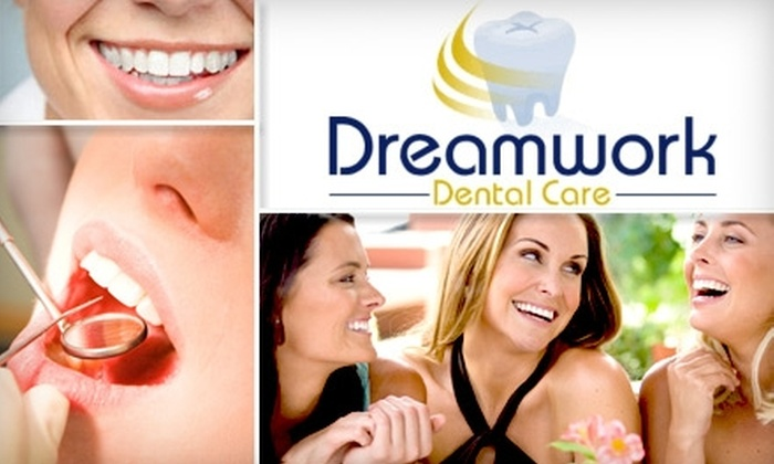 Dreamwork Dental Care - San Gabriel: $35 for Complete Dental Exam, Cleaning, and X-Ray at Dreamwork Dental Care ($75 Value)