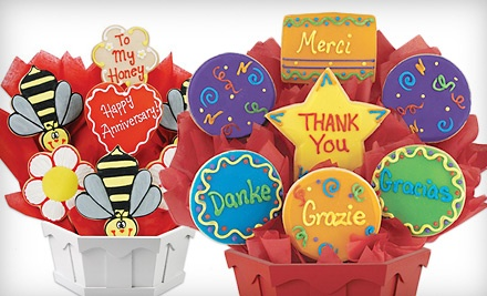 $30 Groupon - Cookies By Design in Virginia Beach