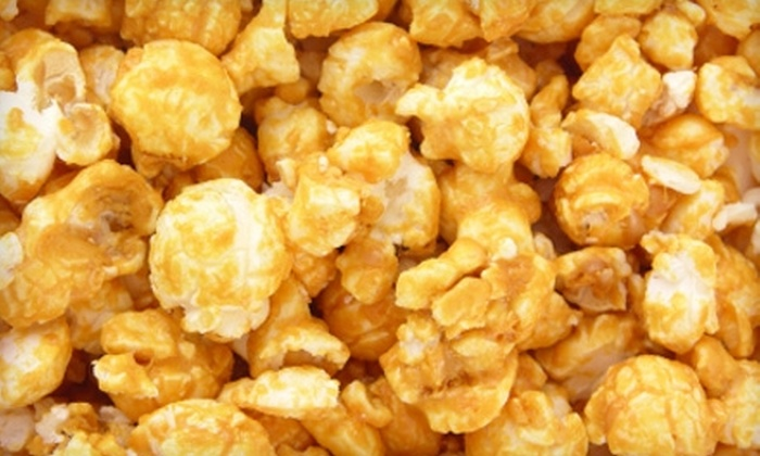 Popcorn Stop - Arlington: $5 for $10 Worth of Gourmet Popcorn at Popcorn Stop in Arlington