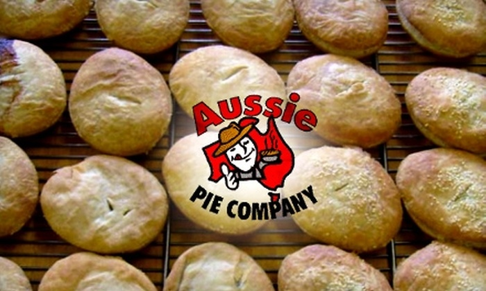 The Australian Pie Company - Burien: $6 for $12 Worth of Aussie Meat Pies and More at The Australian Pie Company in Burien