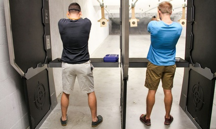 Shooting Package for One or Two with Safety Briefing and Overview at Magnum Shooting Center (Up to 49% Off)