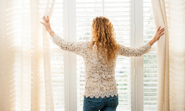 Ziegler and Sons Window Treatments - North Jersey: $275 for $500 Worth of Window Treatments — Ziegler and Sons Window Treatments